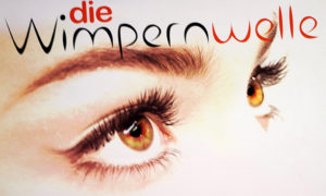 WIMPERN WELLE